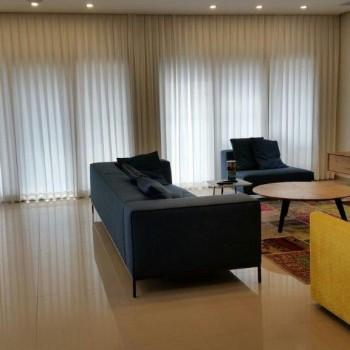 וילון לסלון עיצוב מקורי