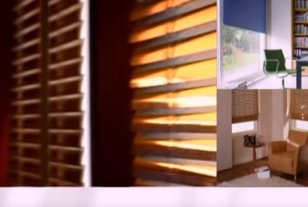 וילון סרטון אורגון