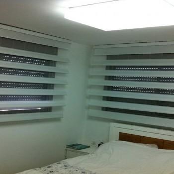וילונות לחדר שינה במגוון סיגנונות