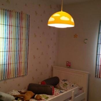 וילונות לחדר ילדים בעיצובים מרהיבים